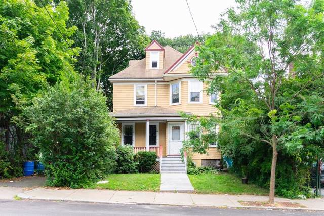8 Rosewood St., Boston, MA 02126 (MLS #72561911) :: The Muncey Group