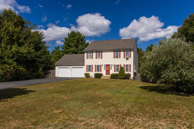 35 Harvest Ave, Dartmouth, MA 02747 (MLS #72561922) :: RE/MAX Vantage