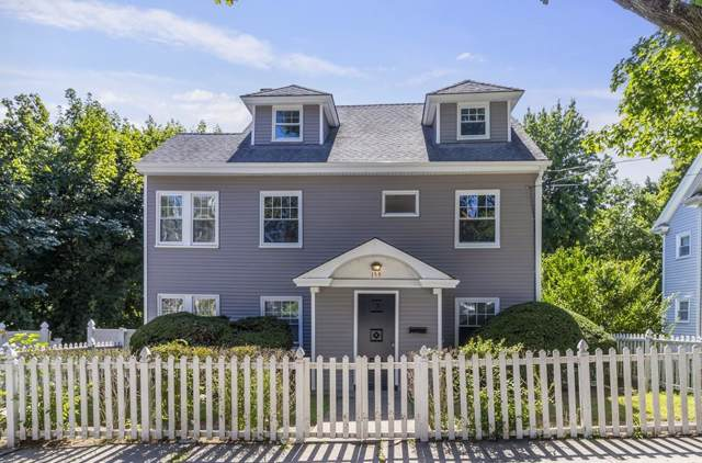 159 Putnam Street, Quincy, MA 02169 (MLS #72561972) :: The Muncey Group