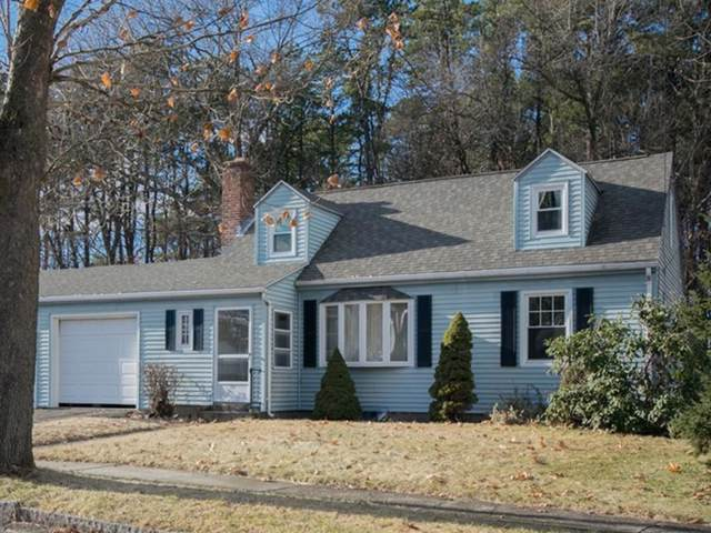 50 Beaufort Circle, Springfield, MA 01104 (MLS #72561983) :: Trust Realty One