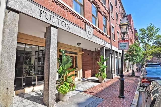 100 Fulton St 4T, Boston, MA 02109 (MLS #72561999) :: Exit Realty