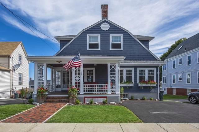 92 Cliff Avenue, Winthrop, MA 02152 (MLS #72562021) :: The Muncey Group