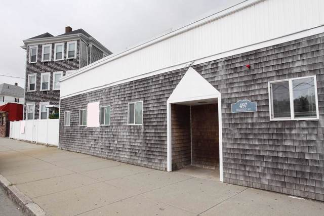 495-501 Belleville Ave, New Bedford, MA 02746 (MLS #72562153) :: The Duffy Home Selling Team