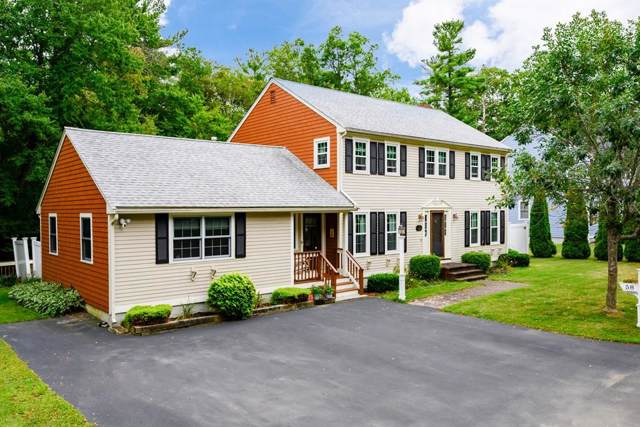 58 Morningside Dr, Rockland, MA 02370 (MLS #72562233) :: Trust Realty One