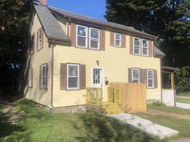 20 Keith St, Weymouth, MA 02188 (MLS #72562257) :: Exit Realty