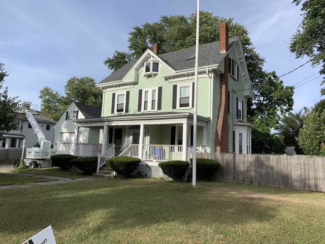 184 Middle St, Braintree, MA 02184 (MLS #72562318) :: Primary National Residential Brokerage