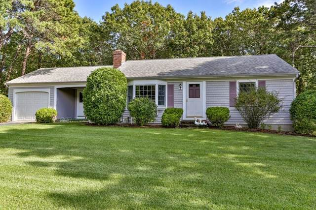 7 Copperbrook Rd, Yarmouth, MA 02664 (MLS #72562356) :: Exit Realty