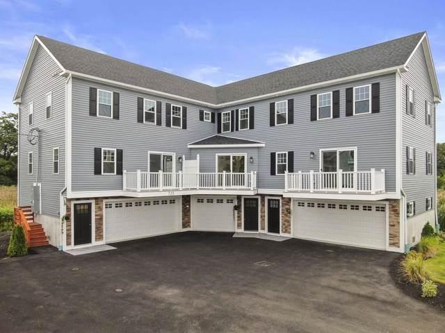 713 Sea Street #2, Quincy, MA 02169 (MLS #72562446) :: Westcott Properties