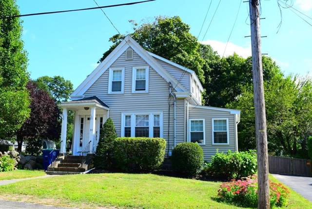 33 Pleasant St, Braintree, MA 02184 (MLS #72562530) :: Primary National Residential Brokerage