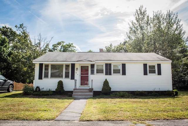 8 Newport Drive, Billerica, MA 01821 (MLS #72562545) :: Trust Realty One