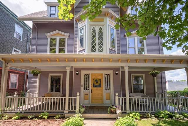 59 Forest Hills Street, Boston, MA 02130 (MLS #72562637) :: The Muncey Group