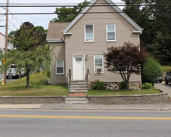 315 Franklin Street, Braintree, MA 02184 (MLS #72562701) :: Primary National Residential Brokerage