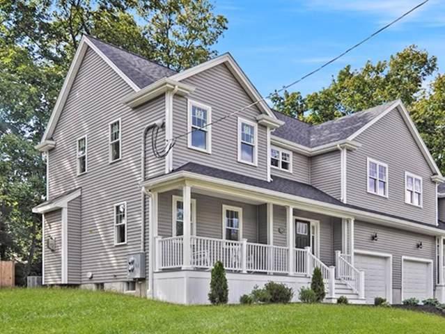 28 Railroad Avenue #1, Foxboro, MA 02035 (MLS #72562713) :: Primary National Residential Brokerage