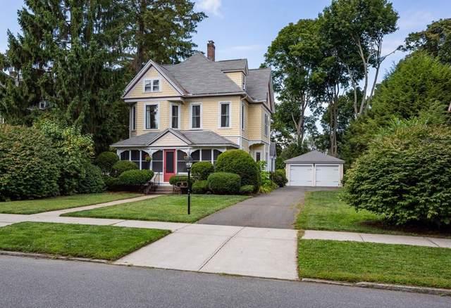 36 Fairfield Avenue, Holyoke, MA 01040 (MLS #72562758) :: The Muncey Group