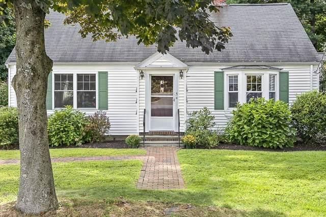 5 Howland Circle, Medford, MA 02155 (MLS #72562764) :: RE/MAX Vantage
