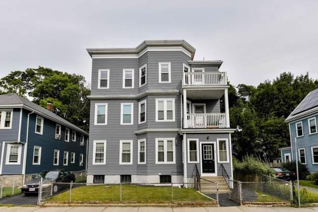 47 Cohasset St. #3, Boston, MA 02131 (MLS #72562788) :: Compass