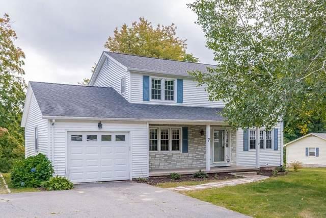 7 Kimberly Dr, Southwick, MA 01077 (MLS #72562795) :: Westcott Properties