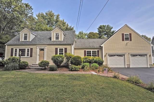 164 Tremont Street, Mansfield, MA 02048 (MLS #72562827) :: Primary National Residential Brokerage