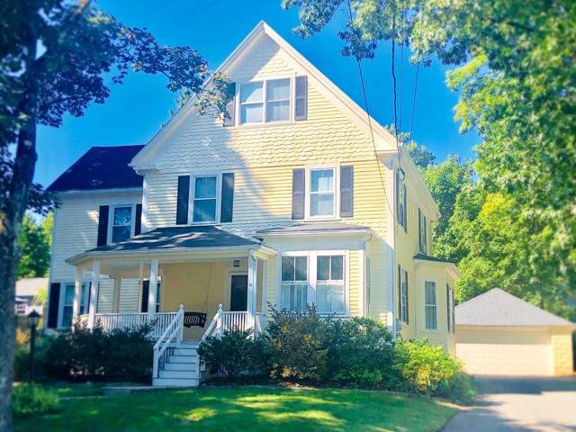 31 Hillcrest Road, Reading, MA 01867 (MLS #72562832) :: RE/MAX Vantage