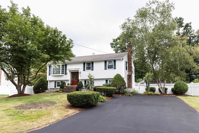 53 Christina Ave, Billerica, MA 01821 (MLS #72562890) :: Trust Realty One