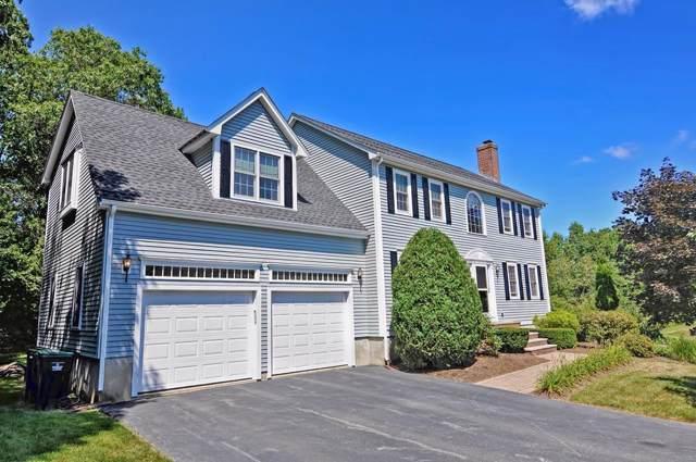 2 Pickering Circle, Foxboro, MA 02035 (MLS #72562903) :: Primary National Residential Brokerage