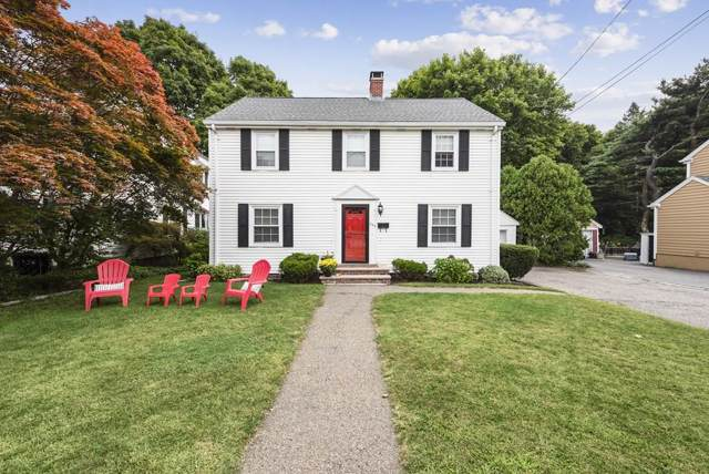 543 Lexington Street, Waltham, MA 02452 (MLS #72562924) :: RE/MAX Vantage