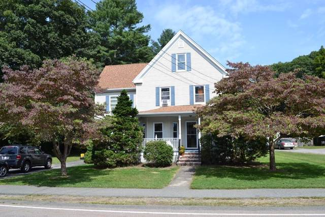 121 Wilson St, Norwood, MA 02062 (MLS #72562933) :: Primary National Residential Brokerage