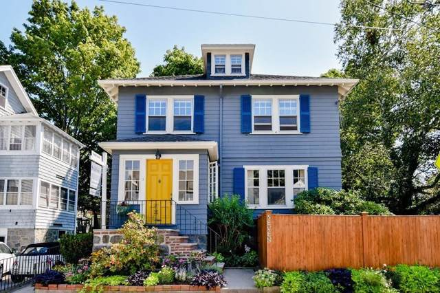 7 Cornauba Street Extension, Boston, MA 02131 (MLS #72562964) :: The Muncey Group