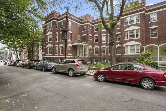 2 Arlington Street #22, Cambridge, MA 02140 (MLS #72562976) :: Charlesgate Realty Group