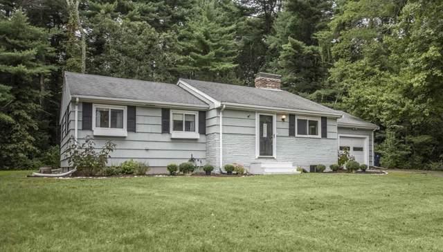 21 Laurel Rd, Sharon, MA 02067 (MLS #72562992) :: Primary National Residential Brokerage