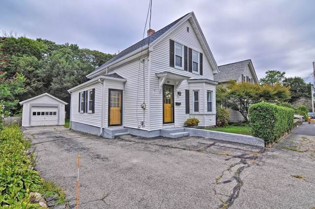 107 Charles St, Mansfield, MA 02048 (MLS #72562994) :: Primary National Residential Brokerage