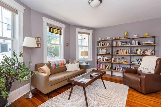 304 Allston Street #2, Cambridge, MA 02139 (MLS #72563078) :: Charlesgate Realty Group