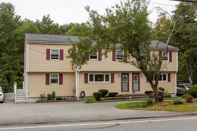 211 Nashua Rd #211, Billerica, MA 01862 (MLS #72563086) :: Trust Realty One