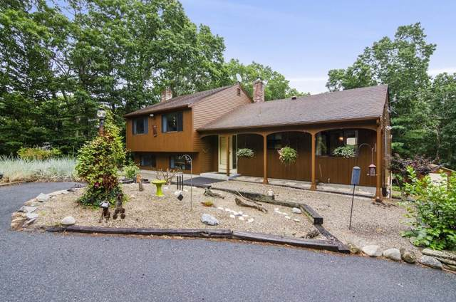 20 Baker Rd, Plymouth, MA 02360 (MLS #72563103) :: The Muncey Group