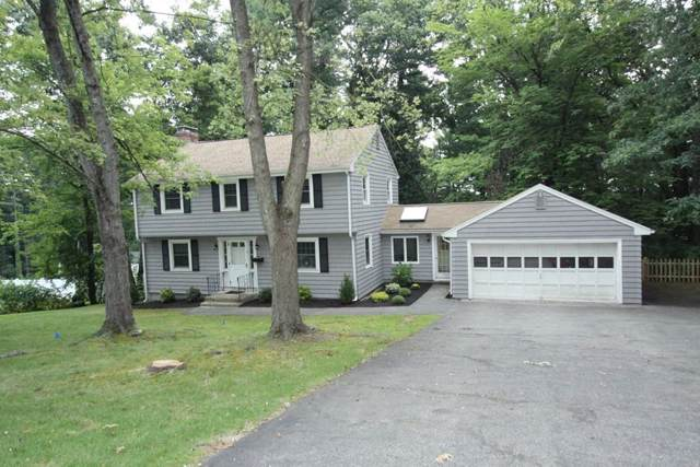 9 Tower Hill Road, North Reading, MA 01864 (MLS #72563119) :: Welchman Torrey Real Estate Group