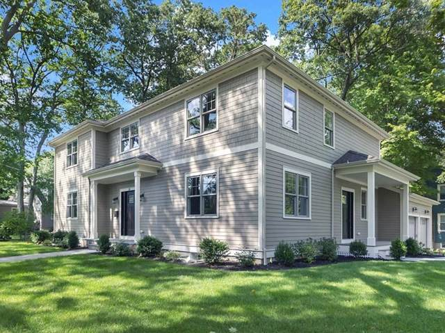10 Elinor Rd, Newton, MA 02461 (MLS #72563124) :: The Muncey Group