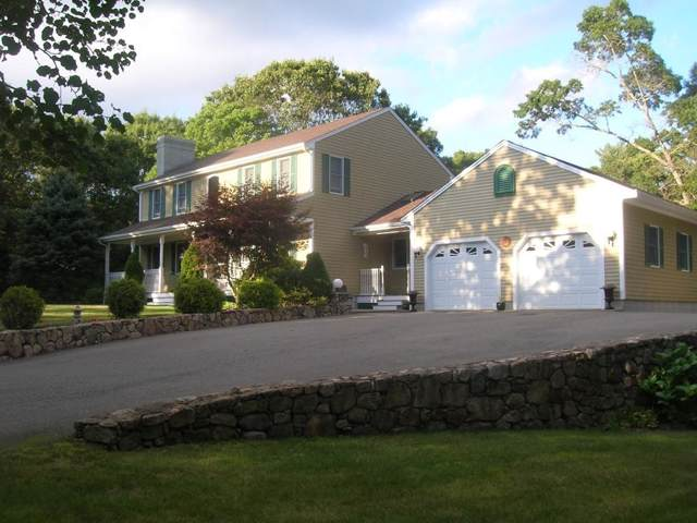 102 Millers Dr, Dartmouth, MA 02747 (MLS #72563141) :: RE/MAX Vantage