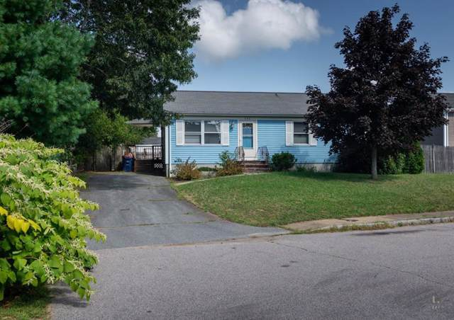 880 Bartlett Street, New Bedford, MA 02745 (MLS #72563146) :: The Muncey Group