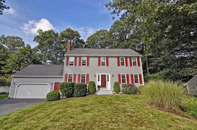 141 Achilles Way, North Attleboro, MA 02763 (MLS #72563154) :: Anytime Realty
