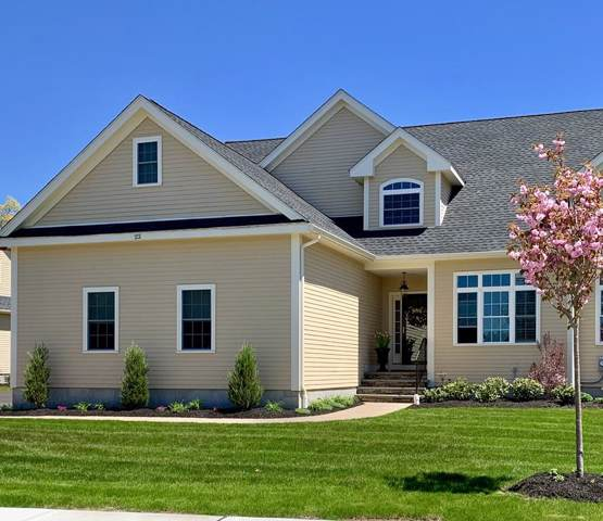 61 Fairway View Dr #61, Sutton, MA 01590 (MLS #72563194) :: Westcott Properties