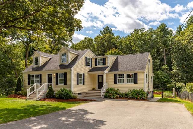 496 Park Street, North Reading, MA 01864 (MLS #72563205) :: Welchman Torrey Real Estate Group
