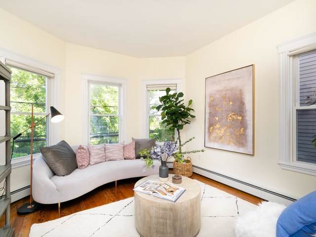 39 Magnolia #2, Cambridge, MA 02138 (MLS #72563239) :: Charlesgate Realty Group
