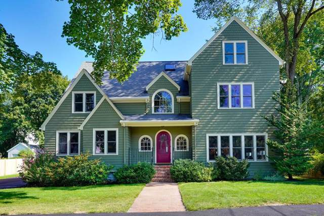 20 Larchmont Avenue, Newton, MA 02468 (MLS #72563257) :: The Muncey Group