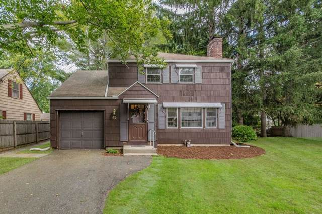61 Donbray Rd, Springfield, MA 01119 (MLS #72563423) :: NRG Real Estate Services, Inc.