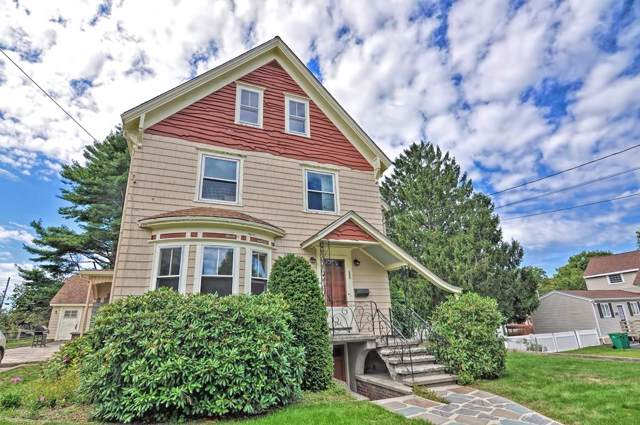 284 Central St, Mansfield, MA 02048 (MLS #72563436) :: Primary National Residential Brokerage