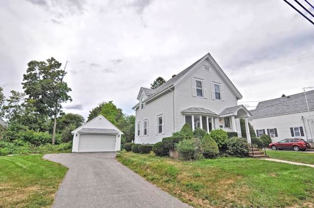22 Linden Street, Mansfield, MA 02048 (MLS #72563474) :: Primary National Residential Brokerage