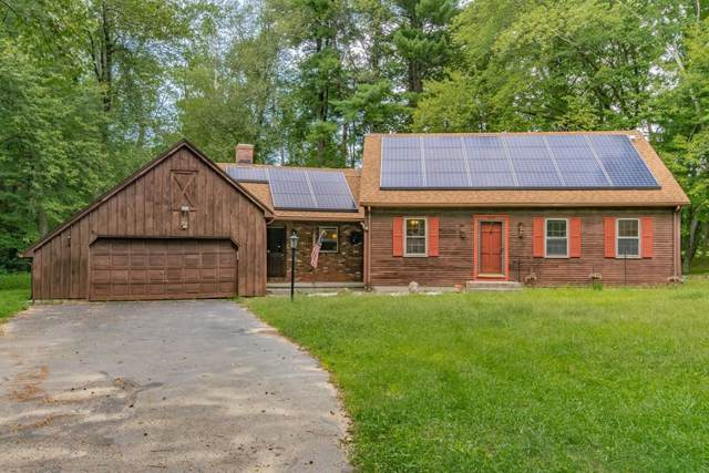 452 Dipping Hole Rd, Wilbraham, MA 01095 (MLS #72563487) :: NRG Real Estate Services, Inc.