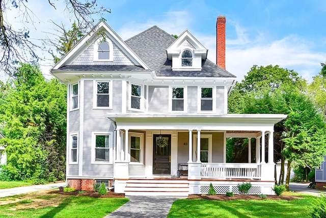 83 Longmeadow St, Longmeadow, MA 01106 (MLS #72563500) :: NRG Real Estate Services, Inc.