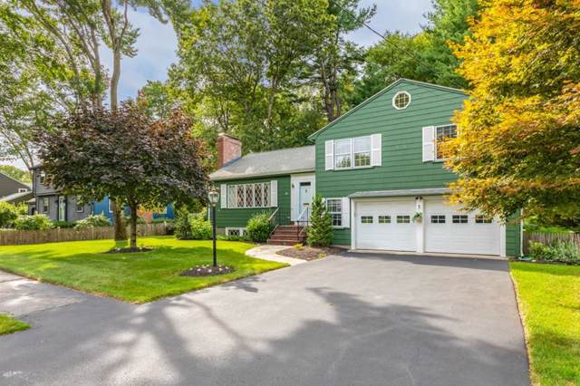 33 Blacksmith Dr, Needham, MA 02492 (MLS #72563533) :: Trust Realty One