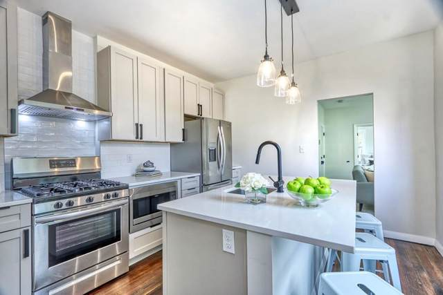 70 Lexington #1, Boston, MA 02128 (MLS #72563543) :: The Russell Realty Group